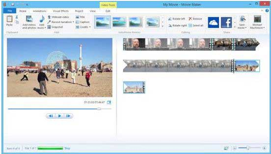 how to get movie maker on windows 8