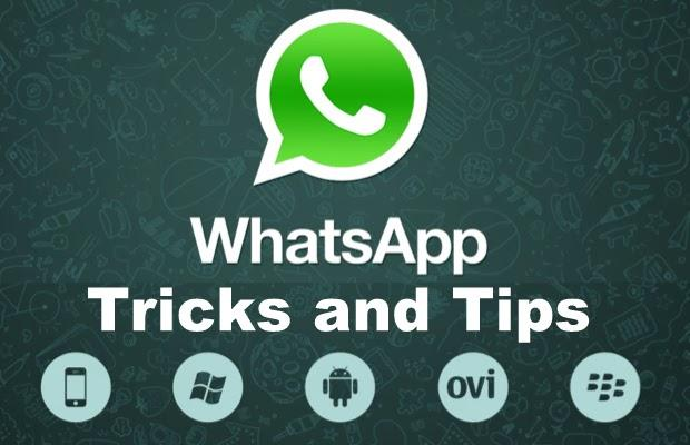 whatsapp tips and tricks 2014