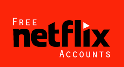 free netflix account for free