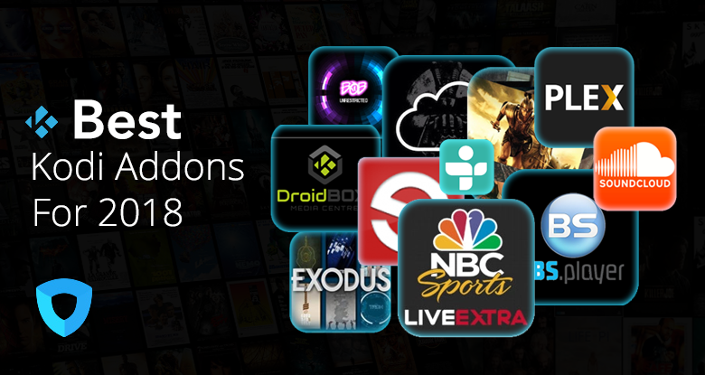 best kodi addons list 2018