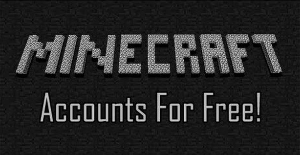 free minecraft account 2018