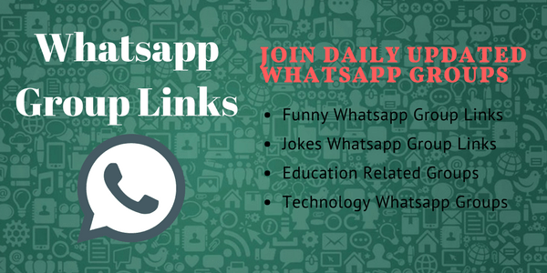 group links of Whatsapp